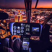 VIP Helicopter Flight After Tour