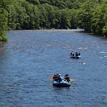 Whitewater Rafting Float Trip