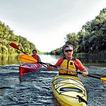 Kayak and Bike Tour in Napa