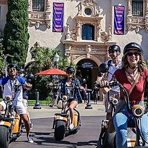 San Diego Scooter Tour