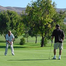 90 minute Playing Lesson with a PGA pro