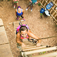 Zip Lining Near Raleigh
