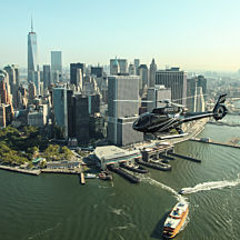 New Yorker Helicopter Tour in Manhattan, NY