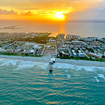Sunset Helicopter Sightseeing Tour