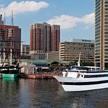Cruise the Inner Harbor