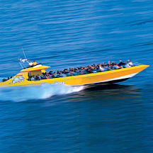 High Speed Thrill Ride on the Water