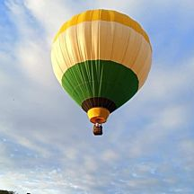 Hot Air Balloon Flight in Maine