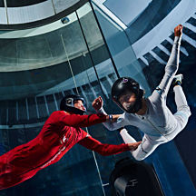 Indoor Skydiving in Oregon