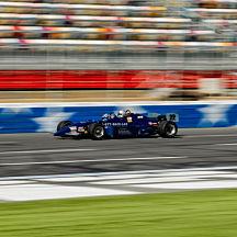 Race an Indy Car at Atlanta Motor Speedway