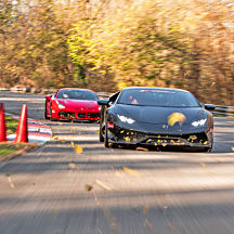 Italian Legends Driving Experience near New Orleans