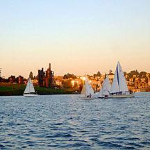 Sailing Lessons on Lake Union