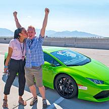 Race a Lamborghini in Chicago