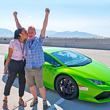 Drive a Lamborghini Huracan in Colorado