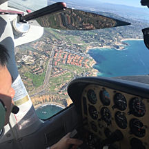 Learn to Fly a Cessna 172 in Los Angeles