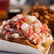 Boston Seafood Tour Lobster Roll