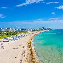 Take A Flight Over South Beach