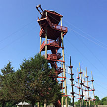 Ropes Course near Louisville