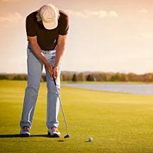 Virtual Golf Lesson with Marius Filmalter