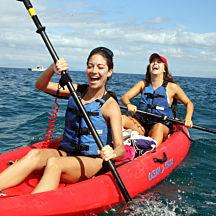 Kayak in Maui