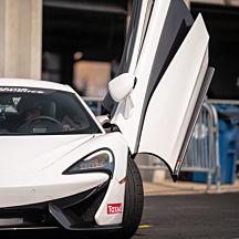 Race a McLaren 570S near Atlanta