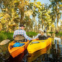 Photography Kayak Tour