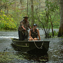 Private New Orleans Swamp Tour