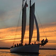 Newport Sunset Sail in Rhode Island