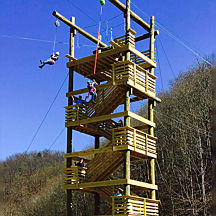 Zipline Tower