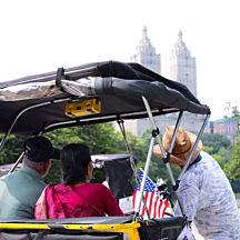 New York Pedicab Tour