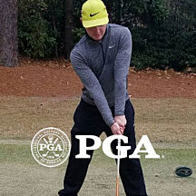 Golf Lesson with a PGA Training Professional DC