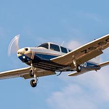 Scenic Airplane Tour in Laramie, Wyoming