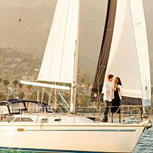 Private Sailing Charter in Santa Barbara