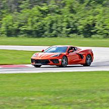 Race a Chevy C8 Corvette near St. Louis