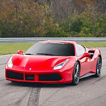 Race a Ferrari 488 GTB in Chicago