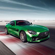 Drive a Mercedes AMG GT R at Las Vegas Motor Speedway