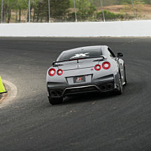 Race a Nissan GT-R near Richmond