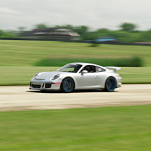 Supercar Thrill Ride at Autobahn Country Club