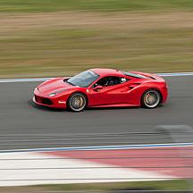 Drive a Ferrari at the Race Track
