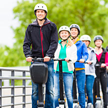 Midtown Atlanta Guided Segway Tour