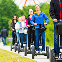 Guided Eastside Atlanta Segway Tour