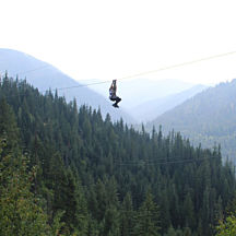 Zip Over Idaho