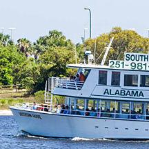 Alabama Dolphin Cruise
