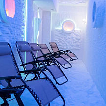 Halotherapy Session in Chicago