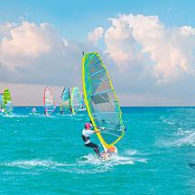 Learn to Windsurf in Maui