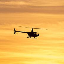Sunset Helicopter Tour near Orlando