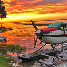 Sunset Seaplane Tour near Orlando