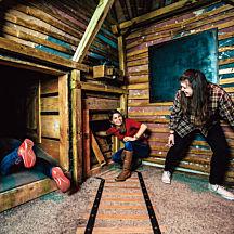 Gold Rush Escape Room in Nashville