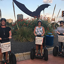 Bat Flight Segway Tour in Austin