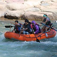 Whitewater Rafting on the Animas in Durango Colorado