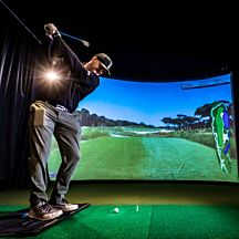 Private Golf Lessons at Iron Works Golf Academy